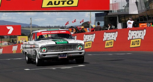 Mick Webb Performance Engines powered Jim Richards to victory at the 2010 Bathurst 1000