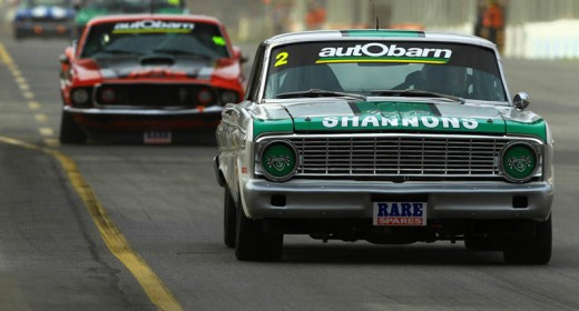 Mick Webb Performance Engines powers Jim Richards to 4 lap records in the Touring Car Masters Series