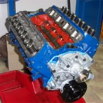 SVO 5 Litre Engine Assembly